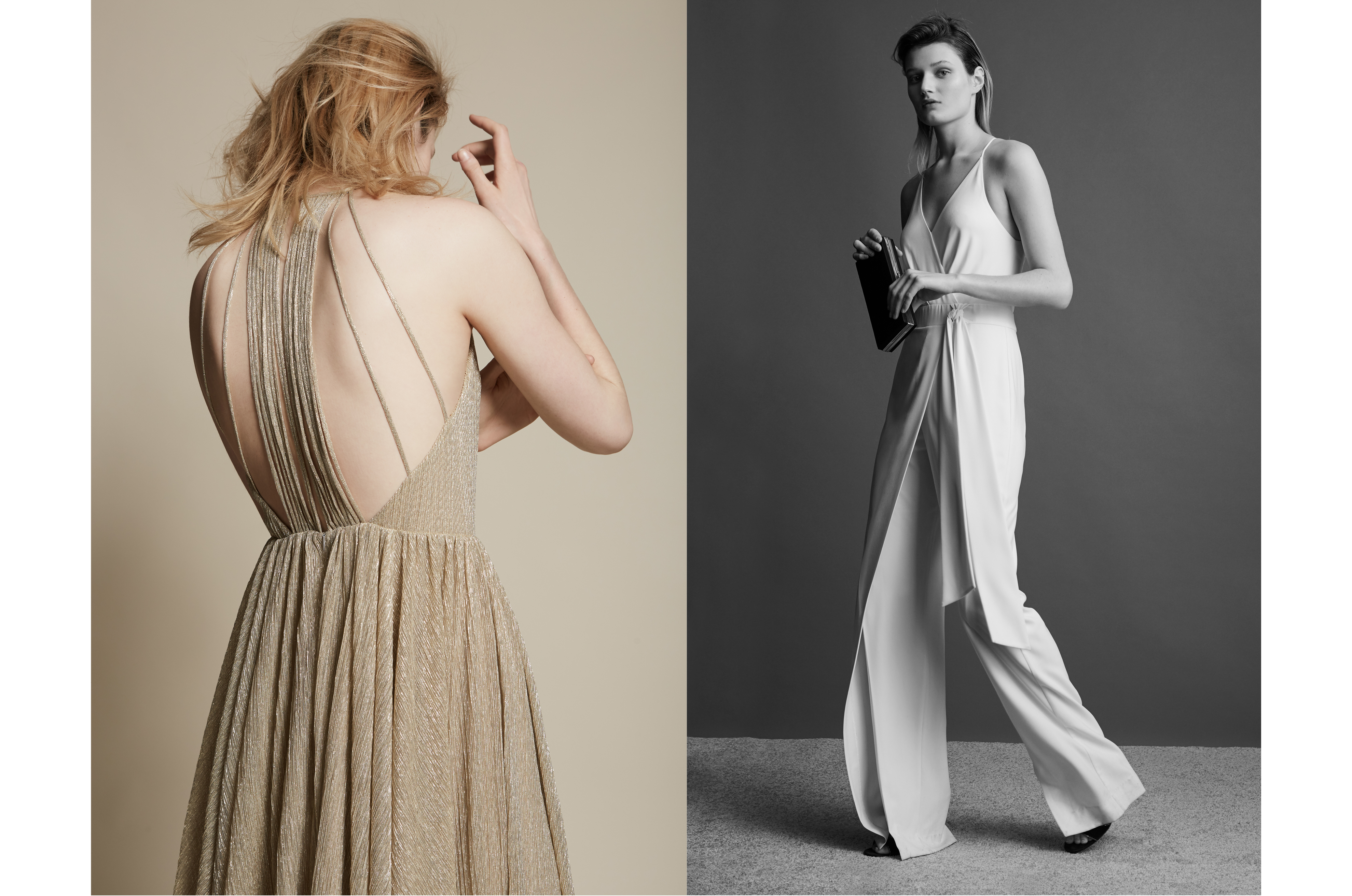 Halston Heritage pre-fall 2017 campaign photographed by DTE Studio