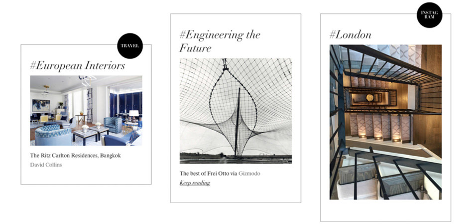DTE Studio created a first-of-it's-kind editorial for clients Douglas Elliman Real Estate and Knight Frank Residential