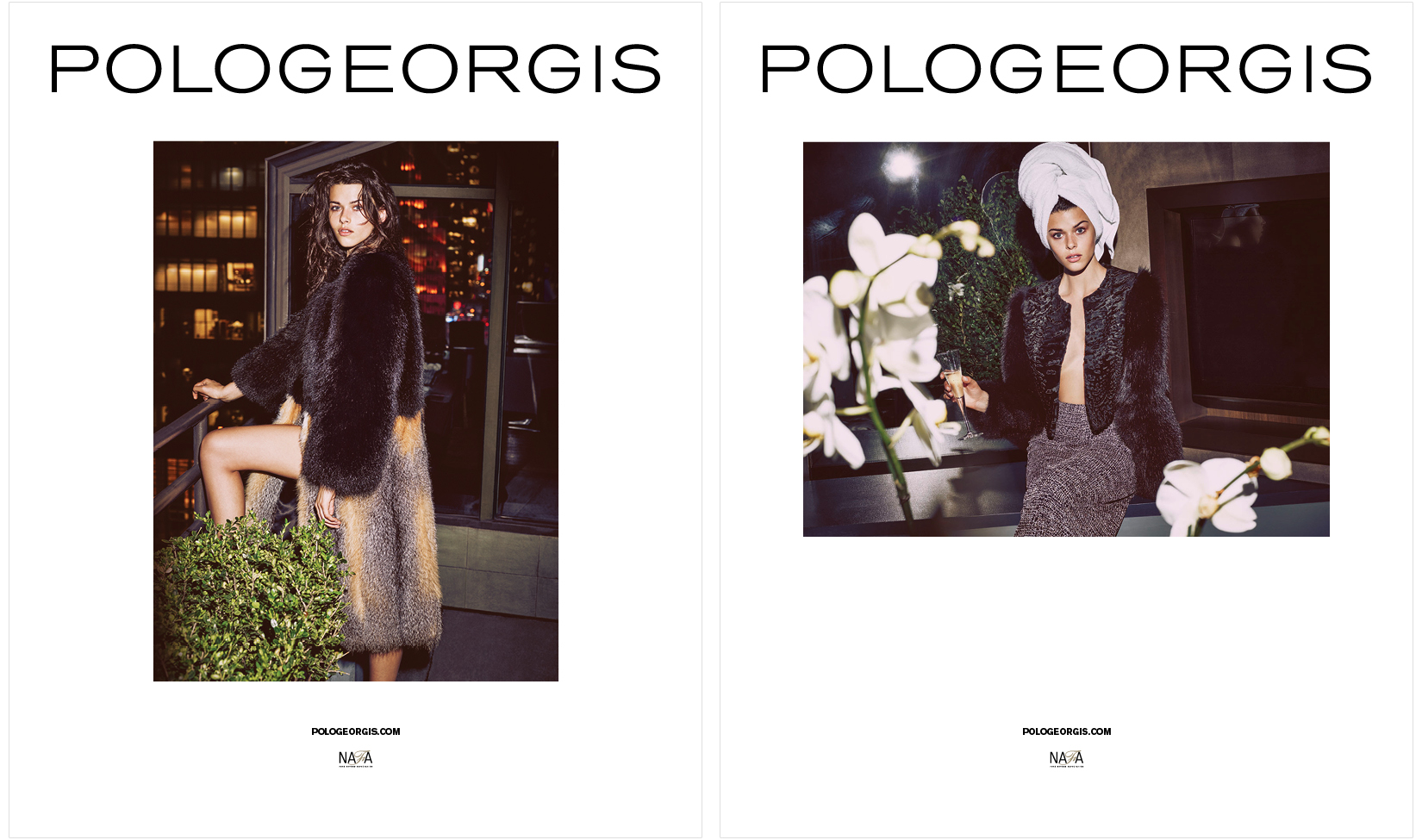 Shoot for Pologeorgis' 2015 advertising campaign by DTE