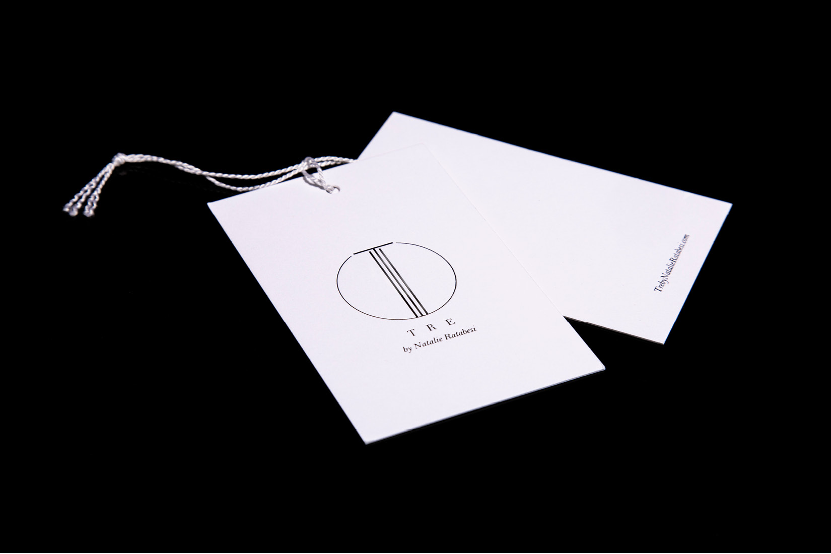 Logo & Mark Design created by DTE Studio for the brand TRE.
