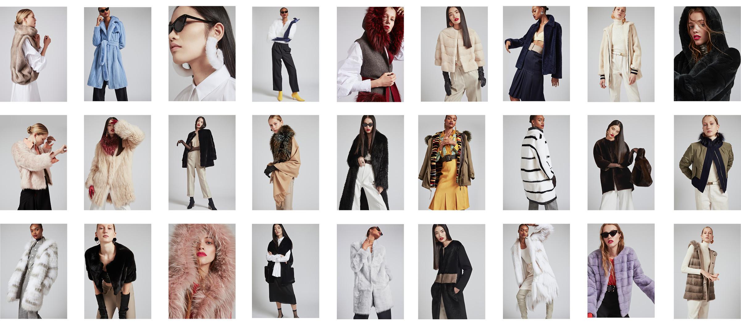 Compilation of e-commerce shots for DTE's client, Pologeorgis
