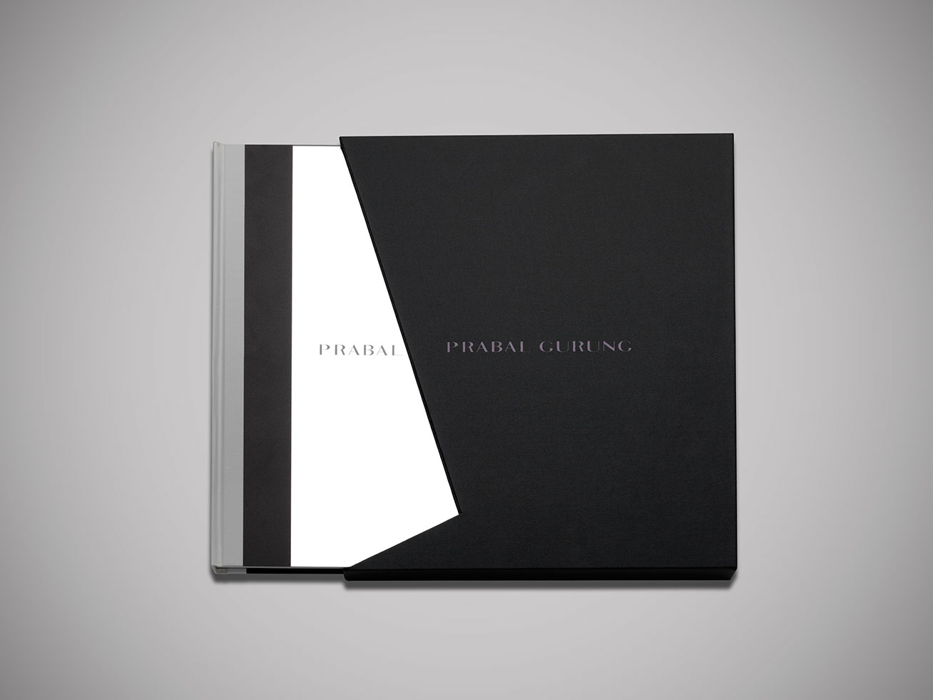A brand book for Prabal Gurung that was designed by DTE Studio.