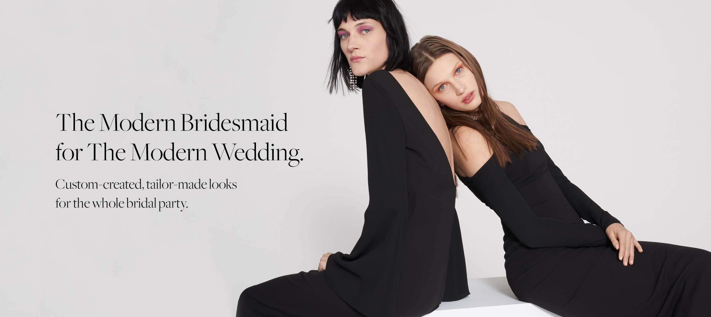 Bridal app ad campaign for Fame and Partners by DTE Studio.