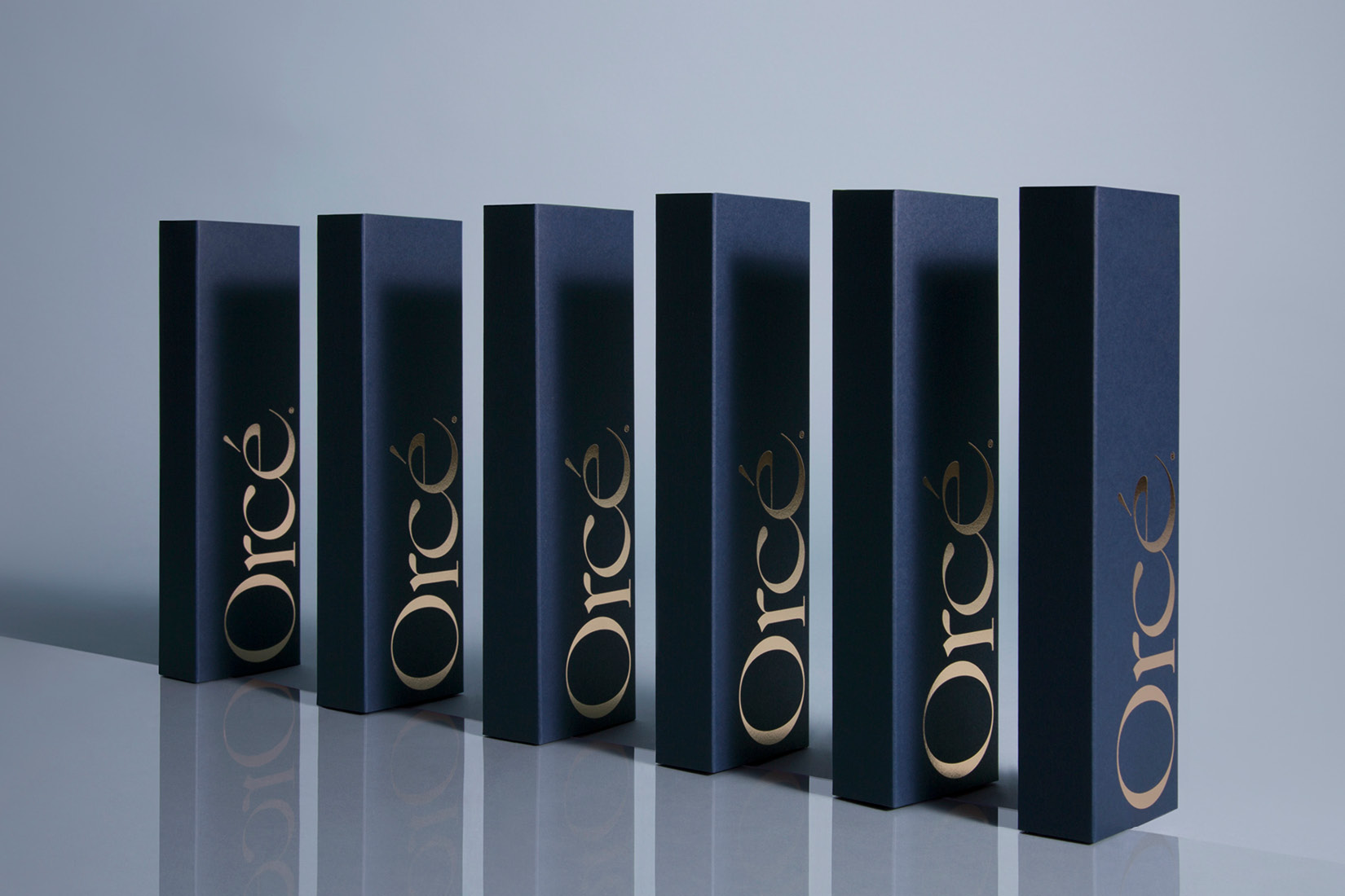 Orce make up designed and packaged by DTE Studio.