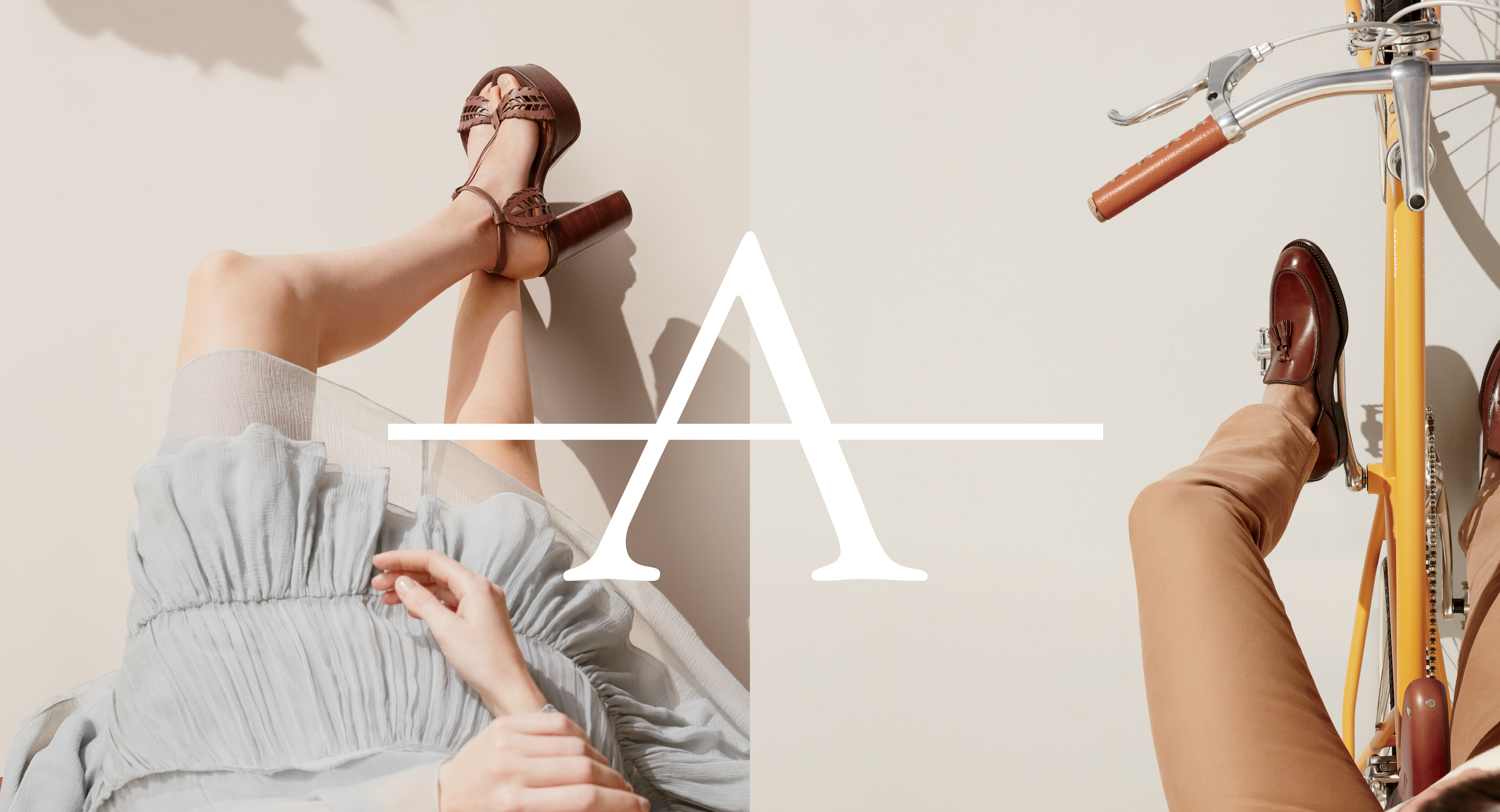 For Aquatalia's Spring 2016 re-launch, DTE led the print campaign with fashion photographer Tommy Ton
