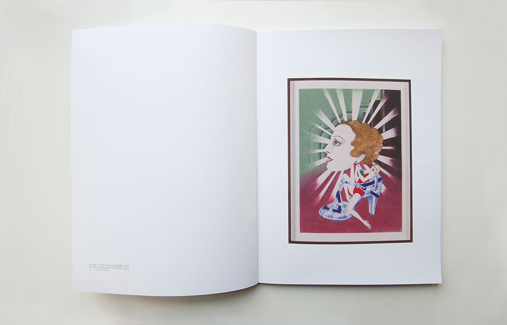 DTE worked with fine artist Cary Kwok in creating his monograph