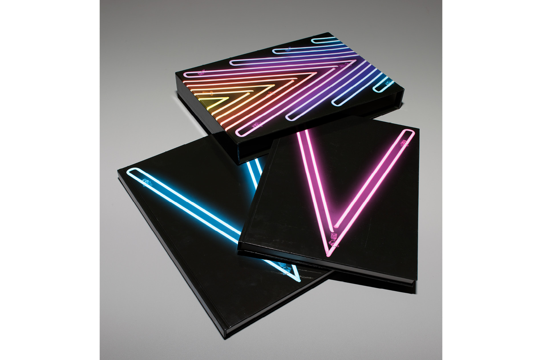 Best of V book design by DTE Studio for V Magazine